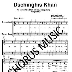 dschinghis khan gruppe